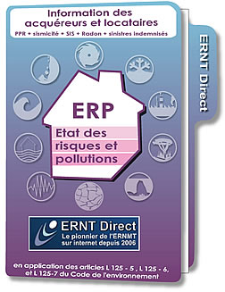 Document ESRIS (ex ERNMT) livré par ERNT Direct
